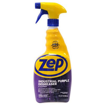 Zep Degreaser & Cleaner, Industrial, Purple - 1 qt