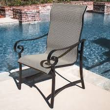 Replace Patio Sling Chair Fabric by Sling Patio Chair Replacement Fabric Home Design Ideas