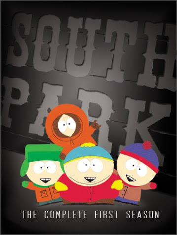 South Park: the Complete First Season DVD