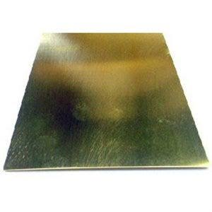 "K & S Brass Strip - .016""x1/2""x36"""