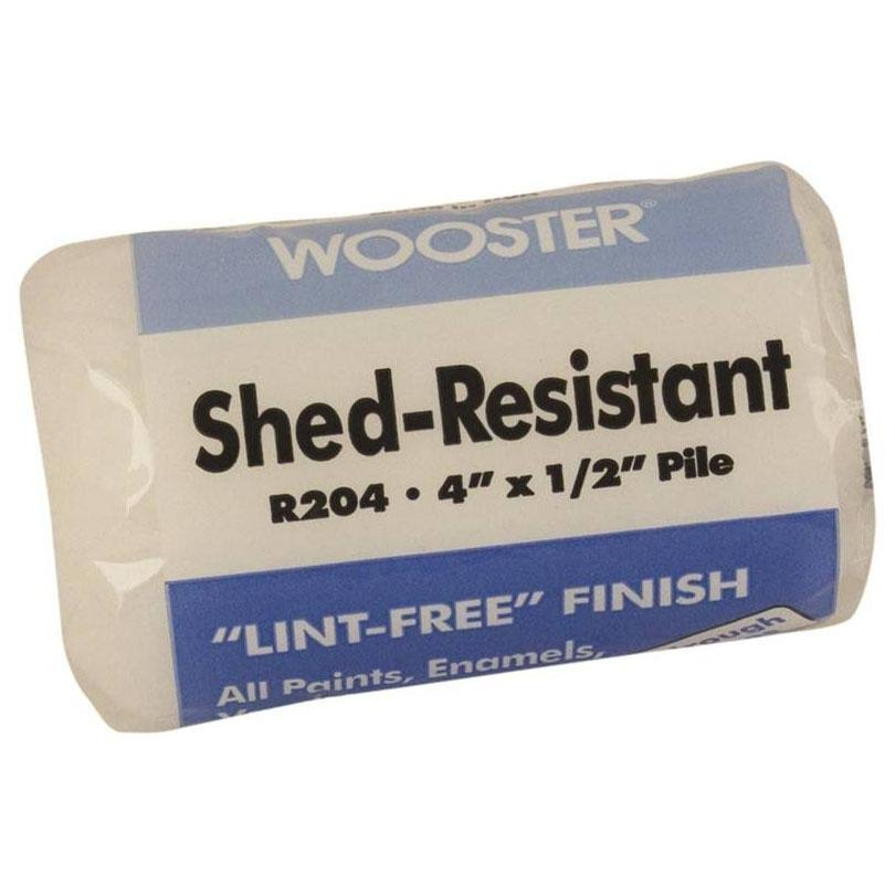 "Wooster Super Doo-Z High-Density Roller Cover - 4""x0.5"""