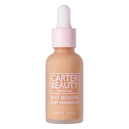 Carter Beauty Half Measure Dewy Foundation - Caramel Chew