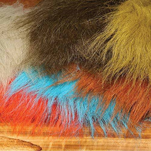 Hareline Extra Select Craft Fur - Chartreuse