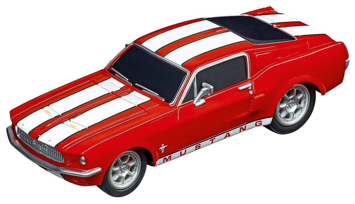 Carrera - Ford Mustang '67 - Race Red - 1:43 Slot Car (64120)