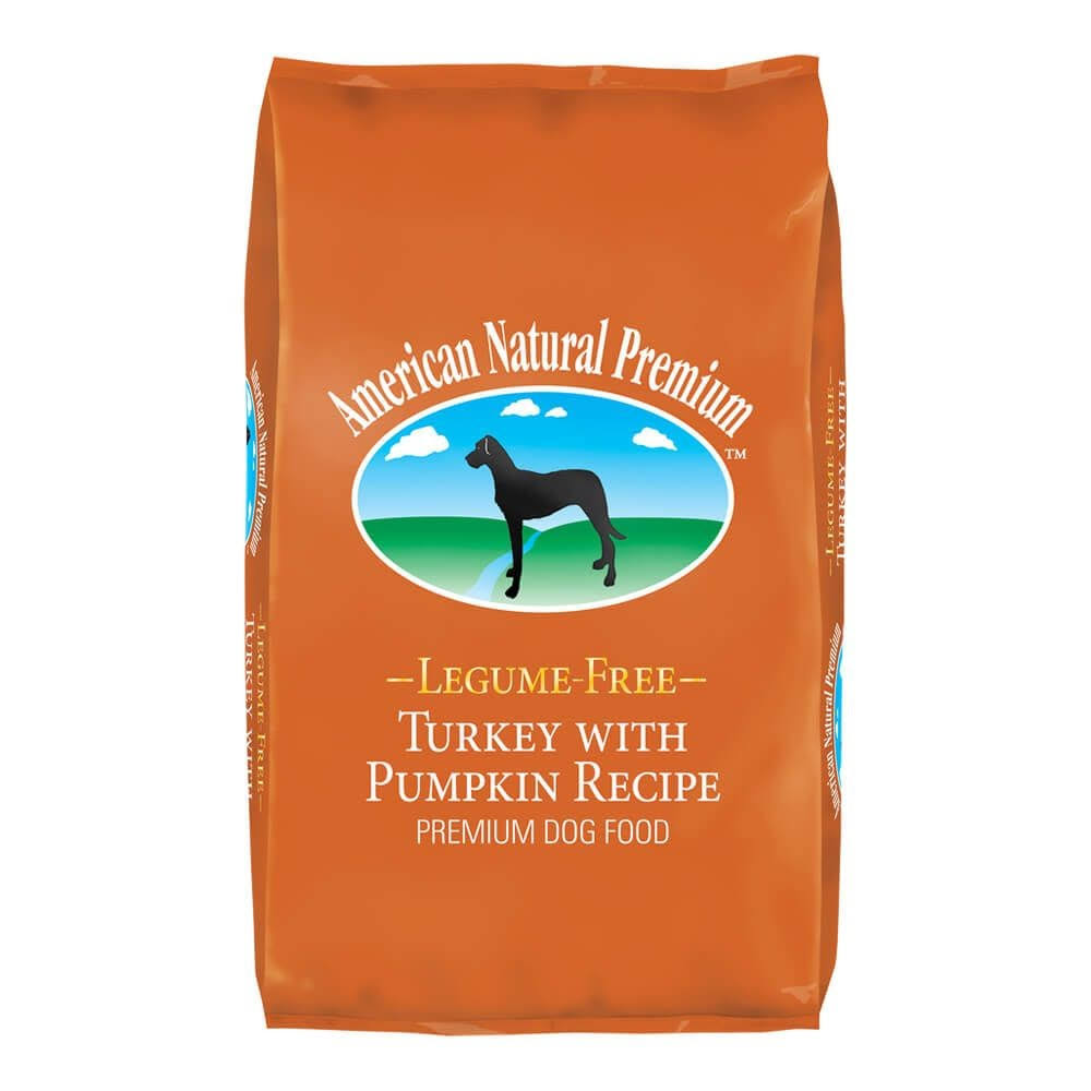 American Natural Premium 12 lbs ANP Turkey w/ Pumpkin Dog Food