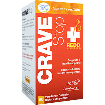 Redd Remedies Crave Stop Dietary Supplement - 60 Capsules