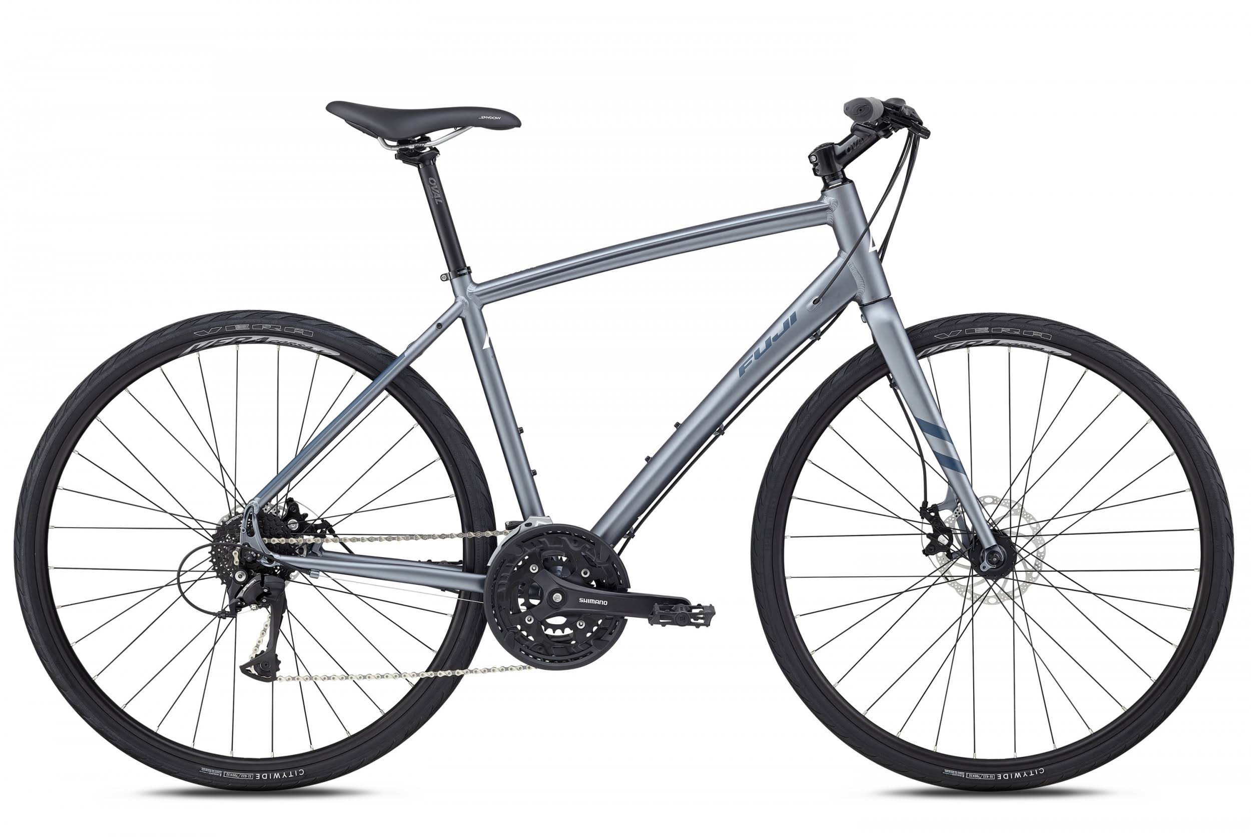 Fuji Absolute 1.7 City Bike 2018