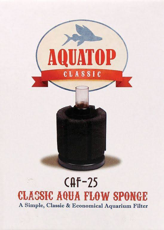 Aquatop Classic Aqua Flow Sponge Aquarium Filter