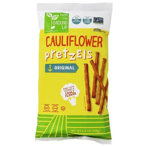 From the Ground Up Pretzels, Original, Cauliflower - 4.5 oz