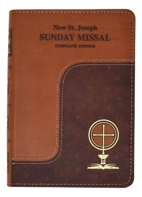 New St. Joseph Sunday Missal - Catholic Book Publishing Corp