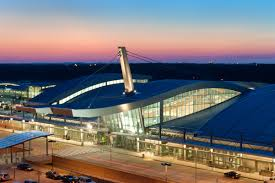 Denver International Airport Murals Location by Beautiful Airports Around The World Cnn Travel