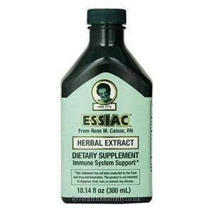 Essiac Herbal Supplement Extract Formula - 10.5 fl oz bottle