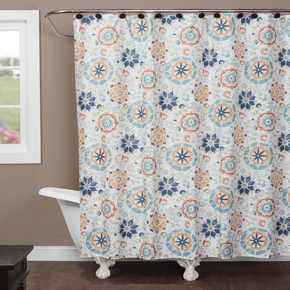 Saturday Knight Renee Shower Curtain