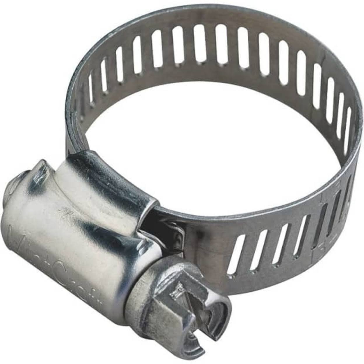 ProSource Stainless Steel with Carbon Steel Hose Clamp