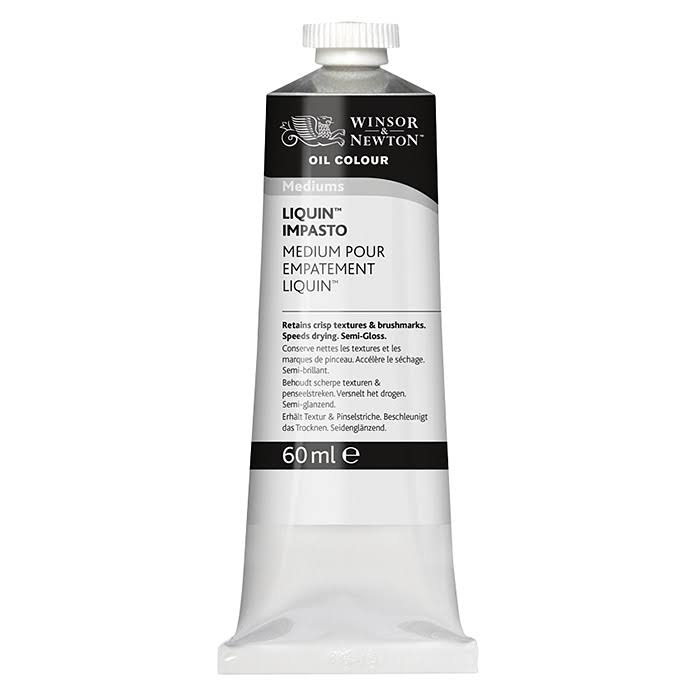 Winsor & Newton Liquin Impasto - Medium, 60ml