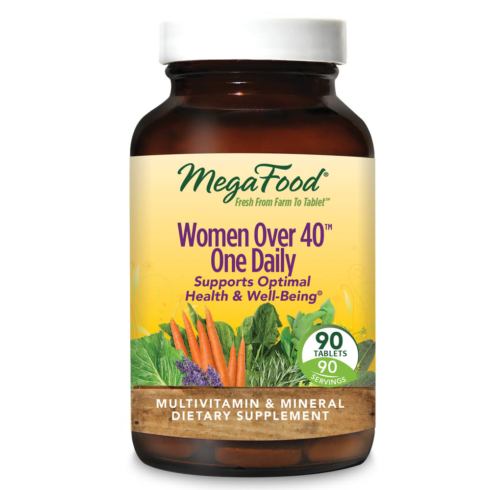 Megafood Dailyfoods Women Over 40 One Daily - 90 Tablets