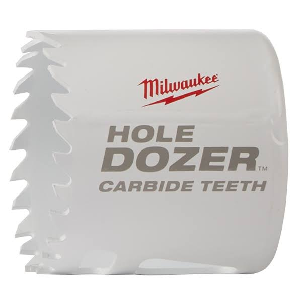 "Milwaukee 2"" Carbide Teeth Hole Dozer Hole Saw 49-56-0720"