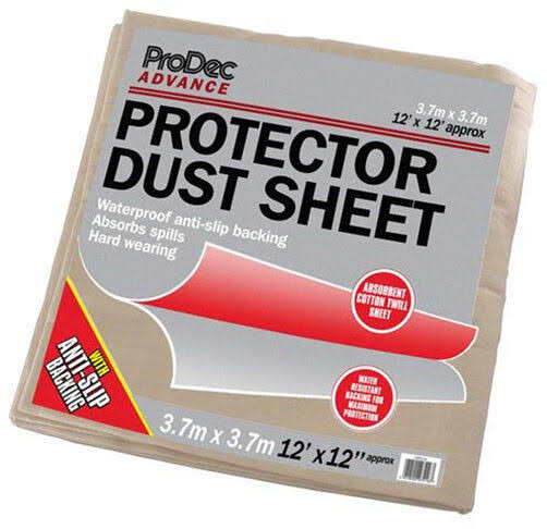 ProDec Advance Protector Dust Sheet Cover