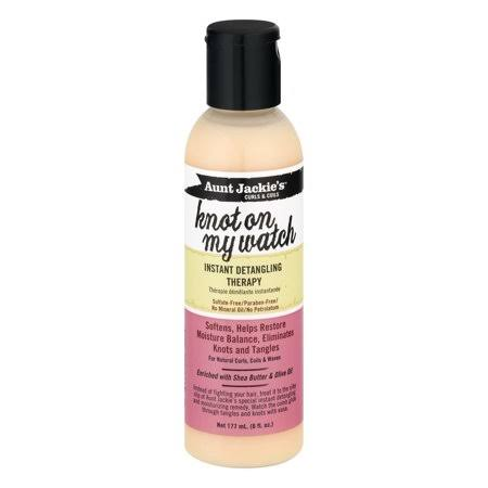 Aunt Jackie's Knot on My Watch Instant Detangling Therapy Moisture - 6oz