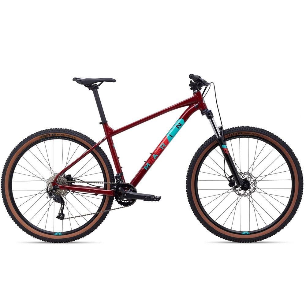 Marin Bobcat Trail 4 27.5/29er 2020 Hardtail MTB - Blue