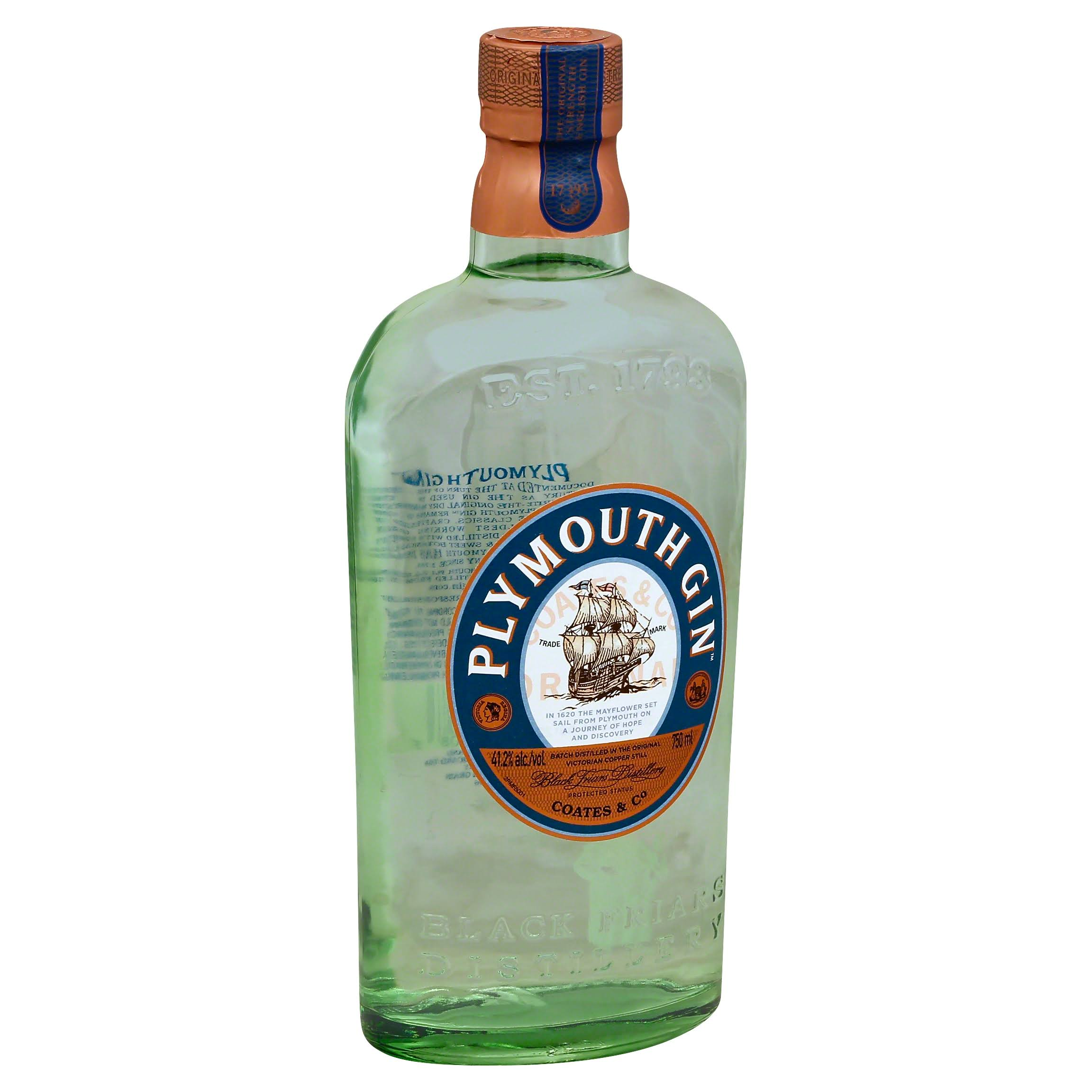 Plymouth Gin Gin - 750 ml