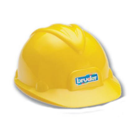 Bruder Construction Toy Hard Hat