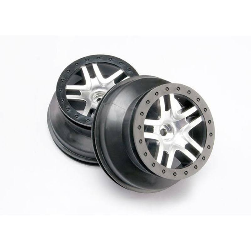 Traxxas Wheels SCT Split-Spoke Satin