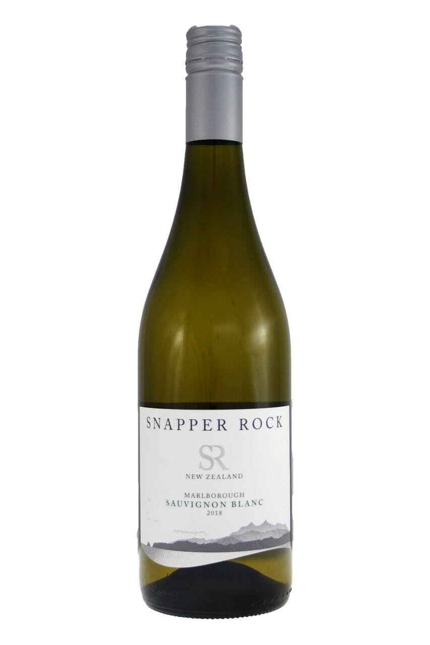 Snapper Rock Sauvignon Blanc - Marlborough, New Zealand