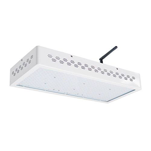 Hydro Crunch B350100200 600-Watt Full Spectrum LED Grow Light, 600W Veg/Bloom