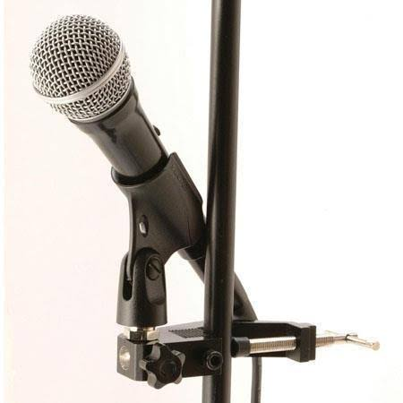 On-Stage TM01 Microphone Table & Stand Clamp