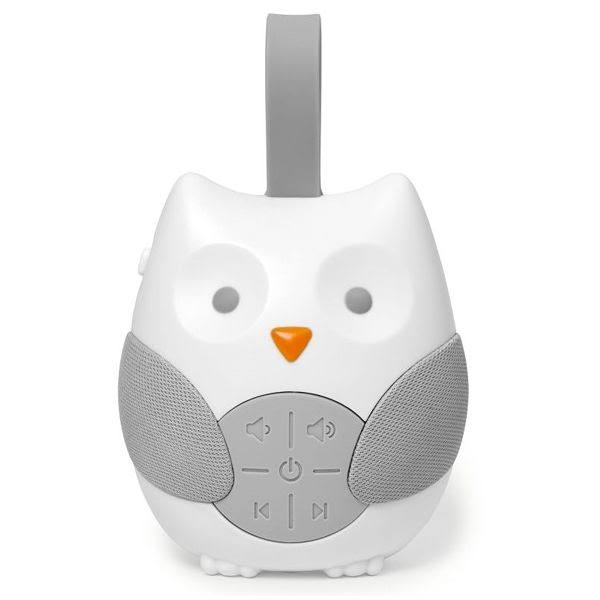 Skip Hop Stroll and Go Portable Owl Baby Soother