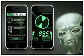 ufos, aliens und iPhone-apps