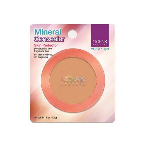 Nicka K Mineral Concealer - Light