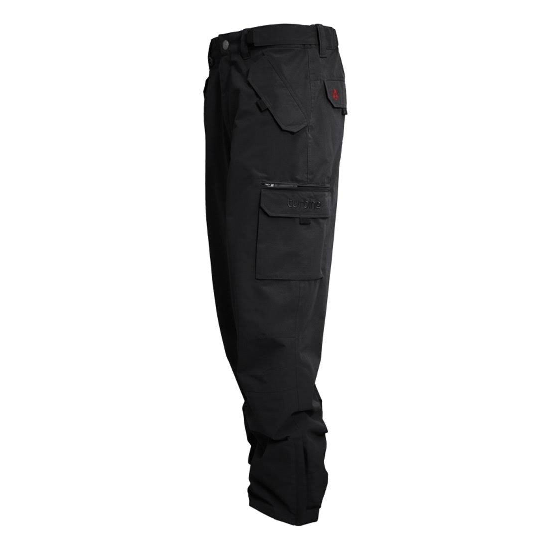 Turbine FDGB Pants - Men's 2XL Black