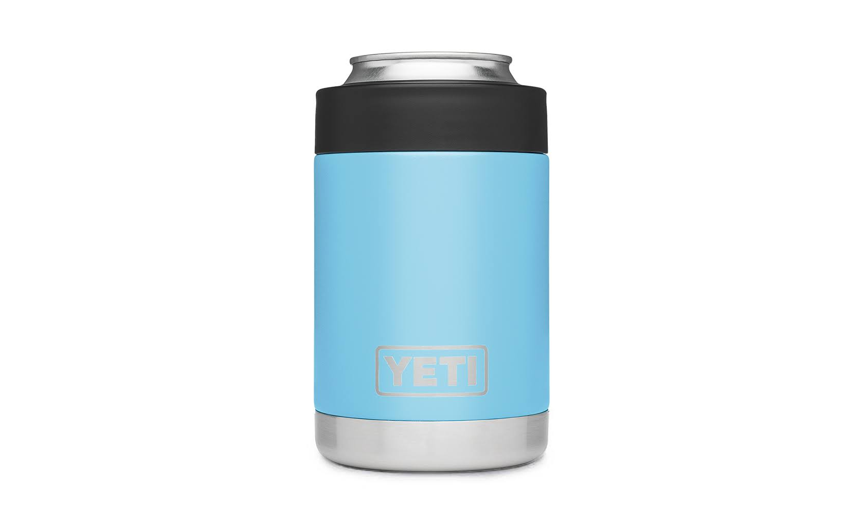 YETI Rambler Vacuum Insulated Stainless Steel Colster - Sky Blue