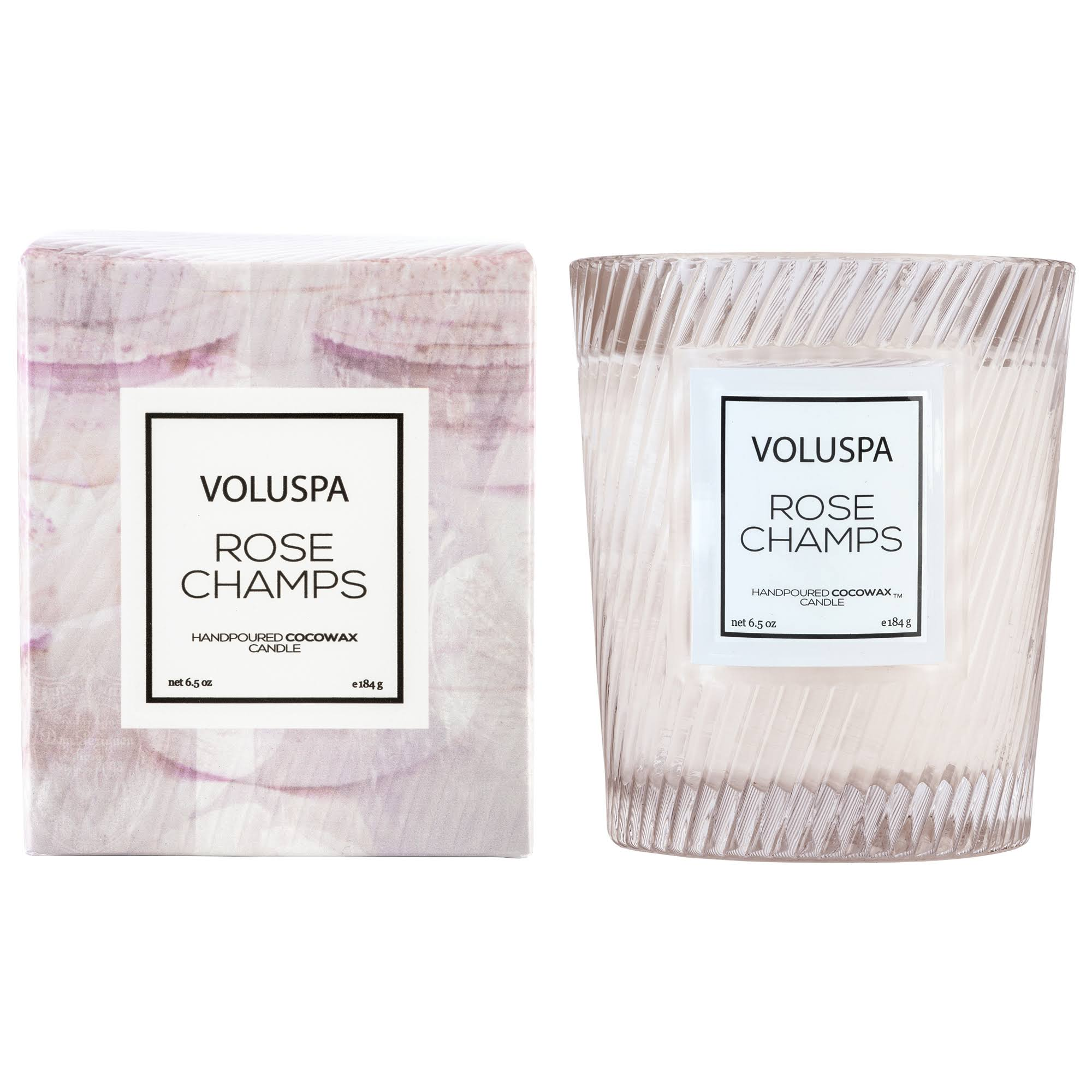 Voluspa Candle - Rose Champs