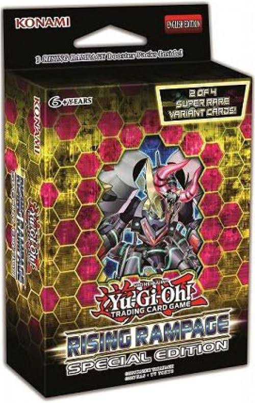 Konami Digital Entertainment Yu-gi-oh Booster Box Toy