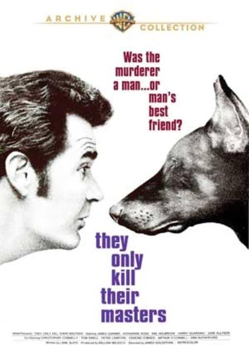They Only Kill Their Masters - DVD