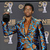 "Muere Chadwick Boseman, protagonista de ""Black Panther"""