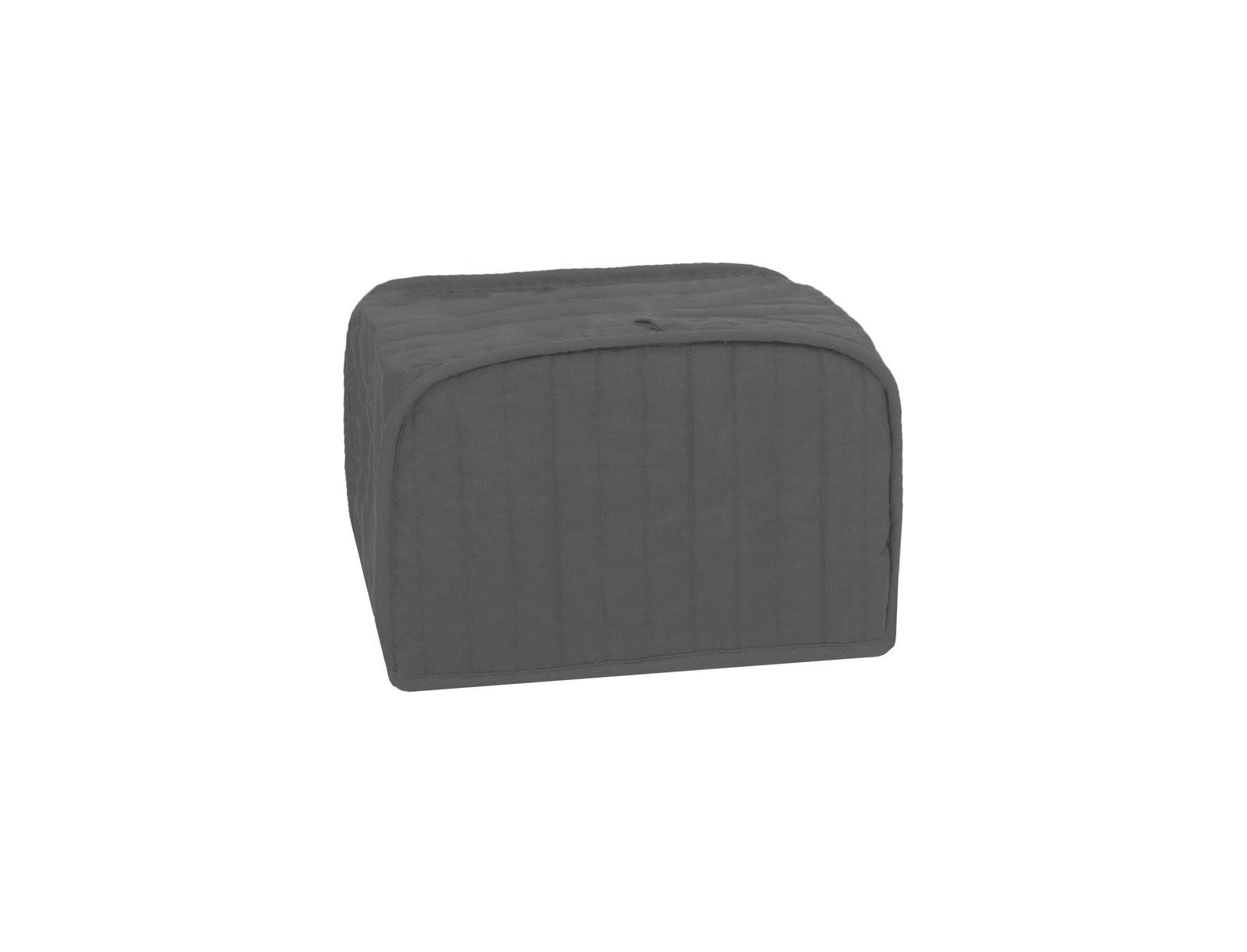 Ritz Quilted Four Slice Toaster Appliance Cover, Graphite