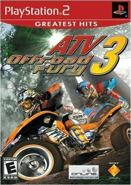 ATV Offroad Fury 3 [Playstation 2]