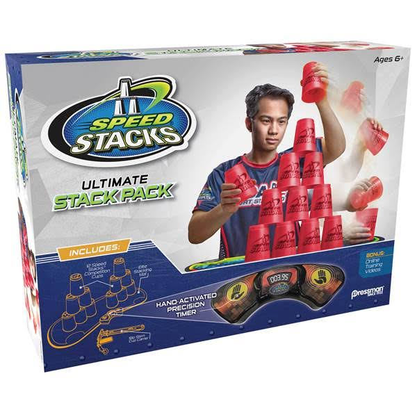 Pressman Speed Stacks Ultimate Stack Pack