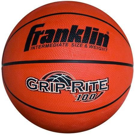 Franklin Sports Grip-Rite 100 Basketball - 28.5""