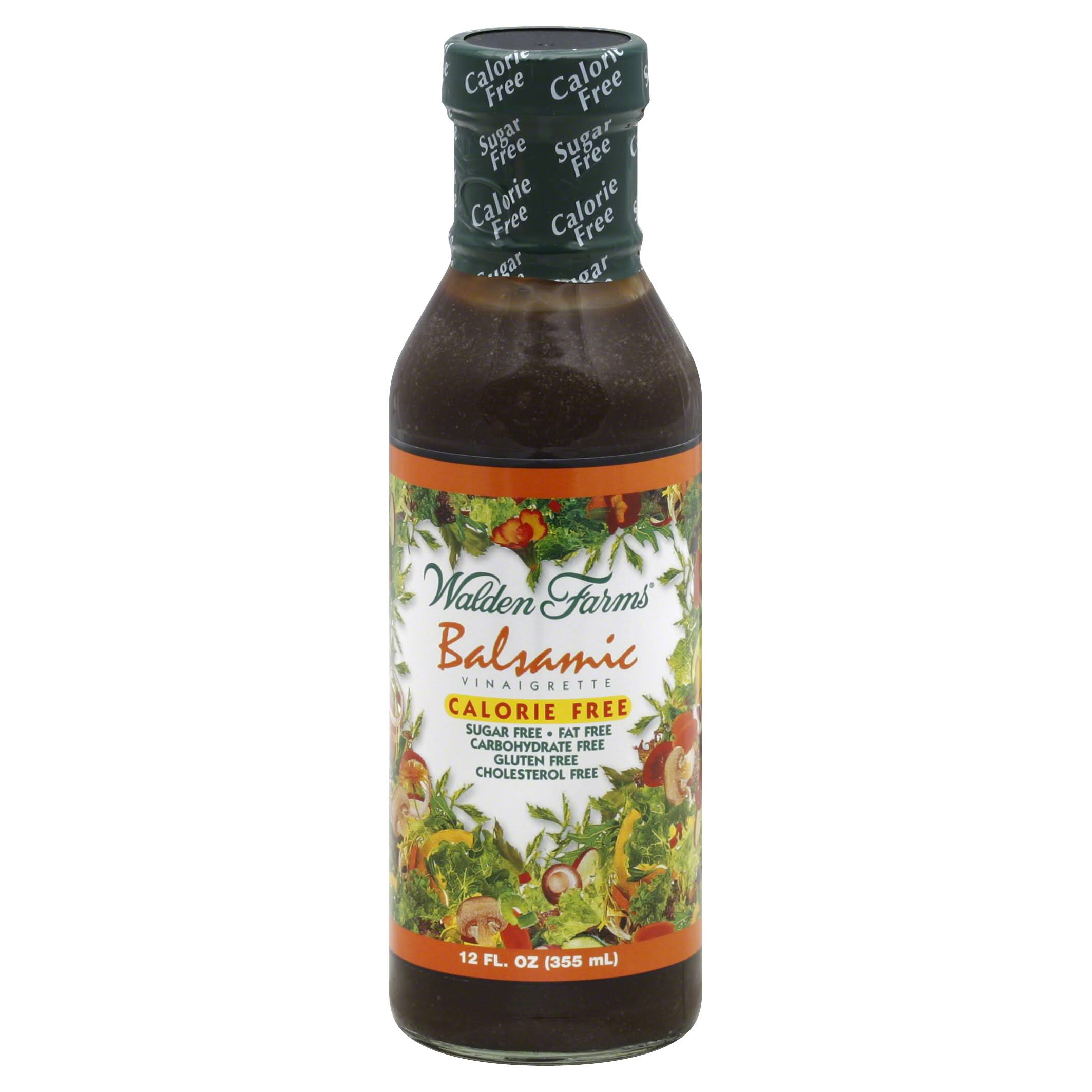 Walden Farms Balsamic Vinegar Dressing - 355ml