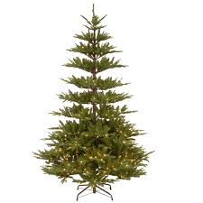 Lifelike Artificial Christmas Trees Canada by National Tree Company 7 5 Ft Powerconnect Glenwood Fir Artificial