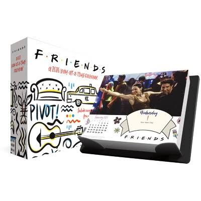 Trends International 2020 Friends Day-at-a-Time Box Box Calendar