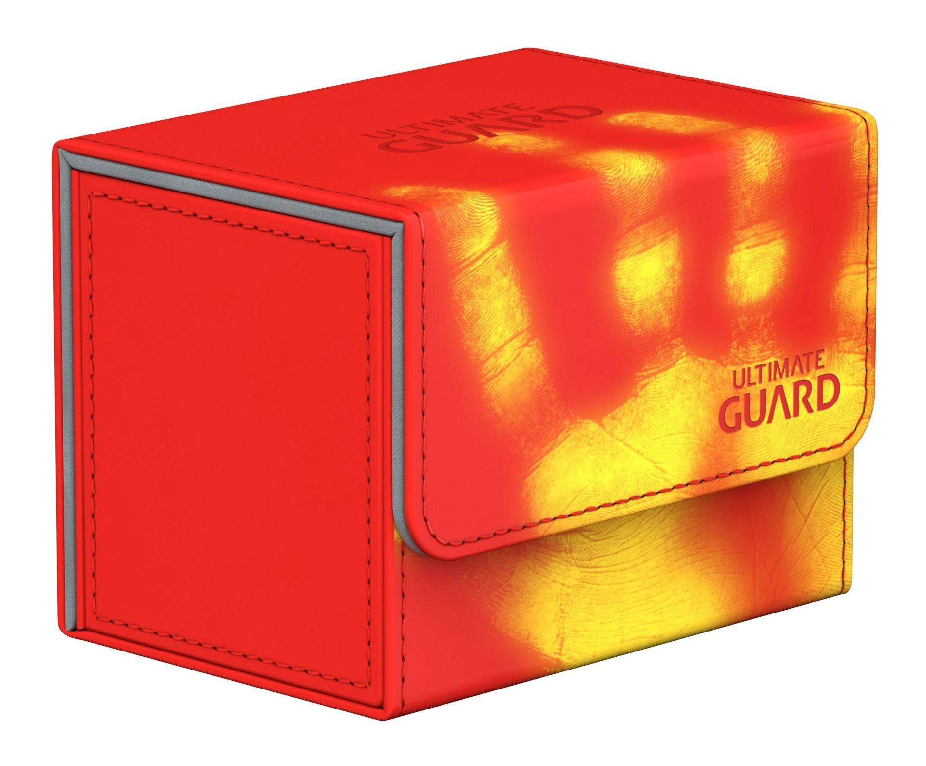 Sidewinder Ultimate Guard Chromiaskin Card Case - 80 Standard Size, Red