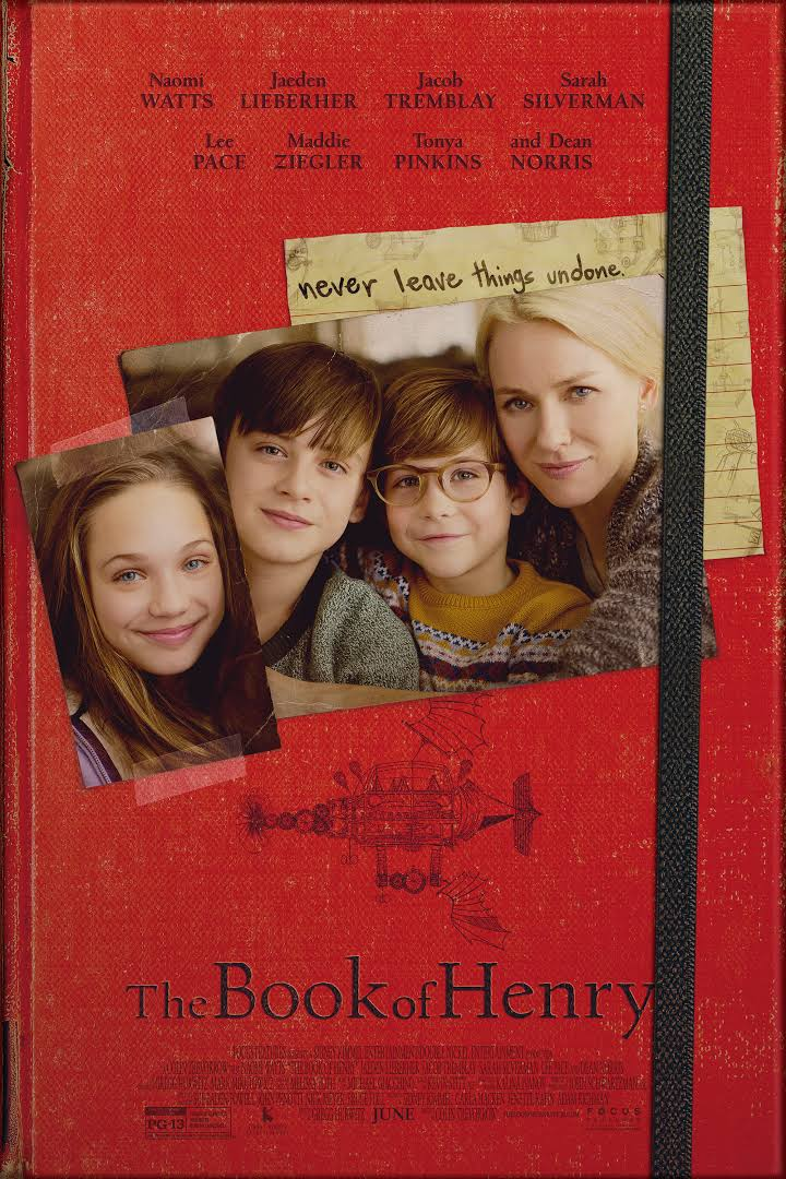 The Book of Henry-The Book of Henry