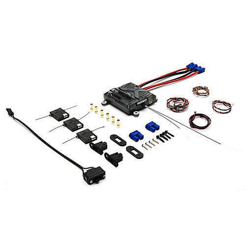 Spektrum AR20310T 20-Channel PowerSafe Integrated Telemetry Set