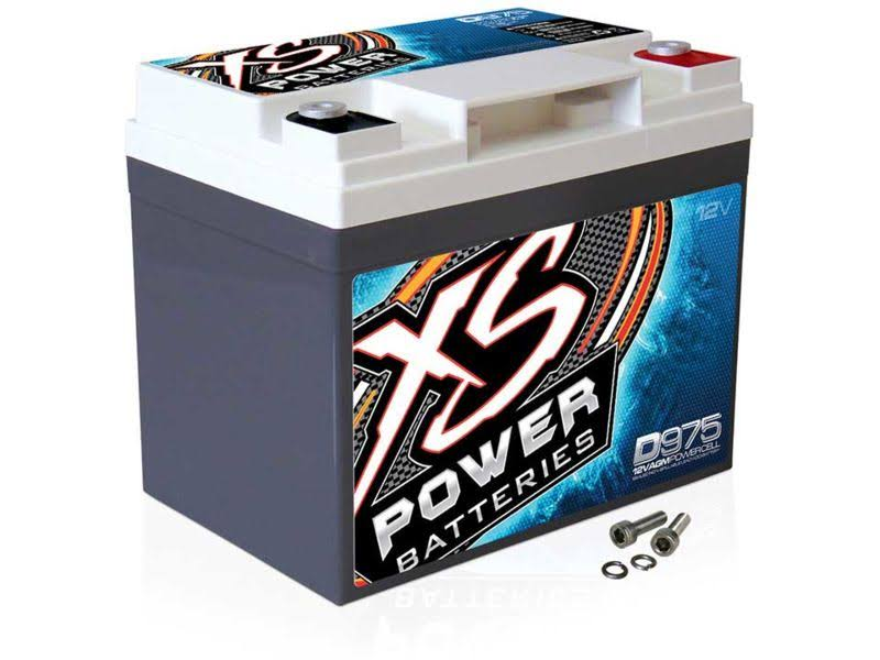 XS Power D975 XS Series 12V 21100 Amp AGM High Output Battery